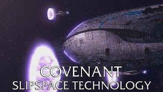 Covenant Slipspace Technology