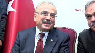 AK Parti'nin Ordu Büyükşehir Belediye Başkan Adayı Hilmi Güler'e coşkulu karşılama