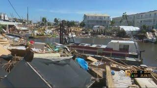 Rescue Crews Search For Hurricane Michael Survivors In Mexico Beach