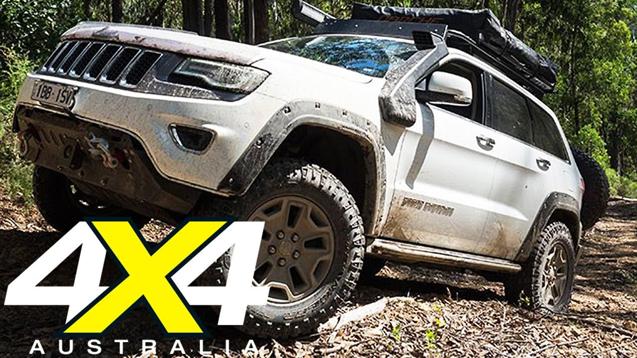 custom 2014 jeep grand cherokee | 4x4 australia - youtube