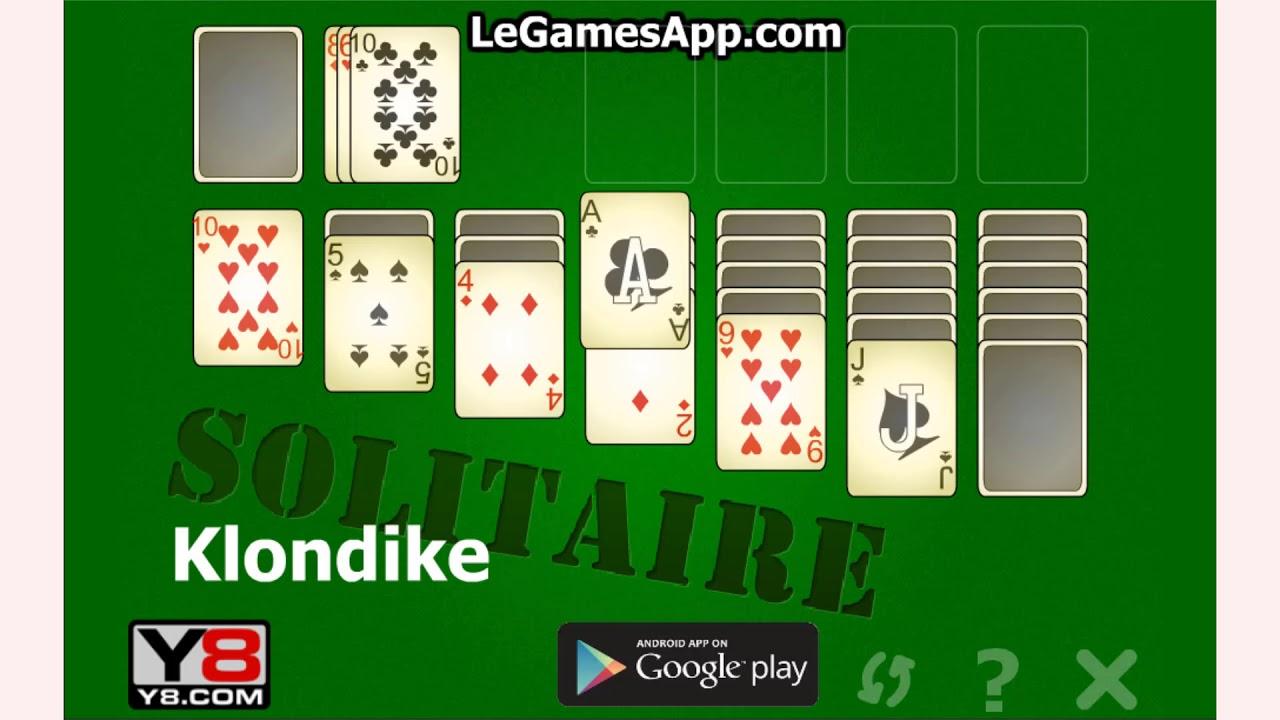 Spiel Klondike