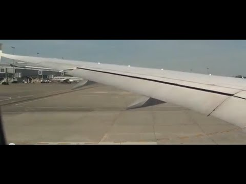 Warsaw to Chicago Take Off  787 Dreamliner