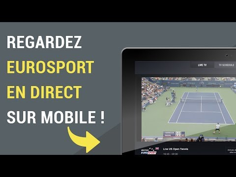 Comment Regarder Eurosport En Direct Sur Mobile ?