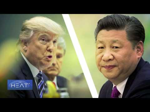 The Heat: China's growing global diplomatic reach Pt 2
