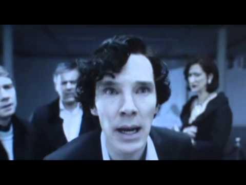 Sherlock BBC - Short Skirt and a Long Jacket (CAKE) - YouTube