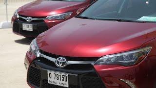 Toyota Camry 2016 تويوتا كامري
