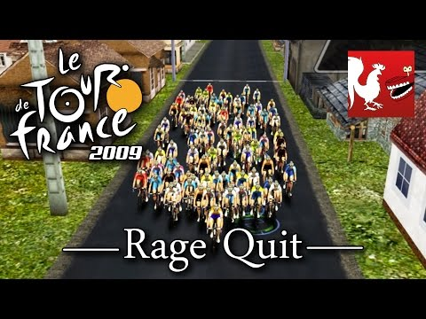 Rage Quit - Le Tour De France 2009 | Rooster Teeth