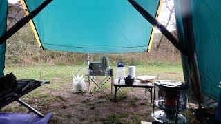 12月とは思えぬ暖かく良い天気の土曜日だったのでキャンプ場は大混雑。...