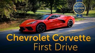 2020 Chevrolet Corvette Stingray - First Drive