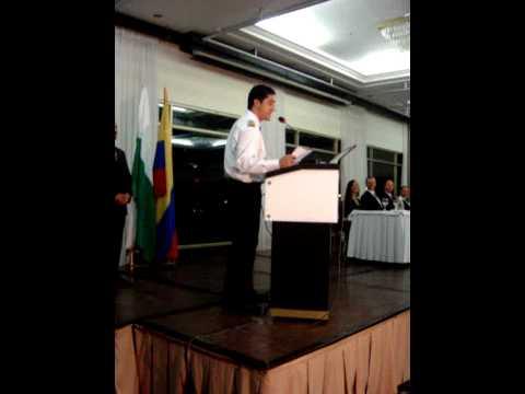 discurso de Grados   24-04-2010