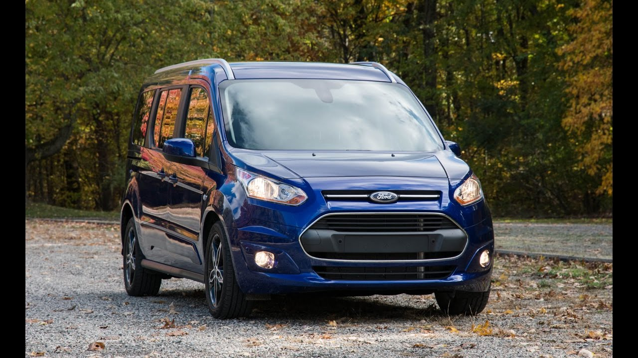 2016 ford transit connect wagon review youtube. Black Bedroom Furniture Sets. Home Design Ideas