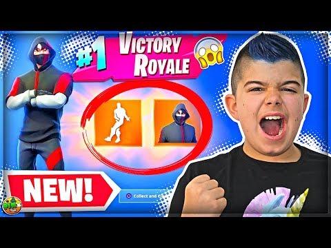MI PRIMERA VICTORIA CON LA SKIN IKONIK EN FORTNITE!!! Solitario en PS4 thumbnail