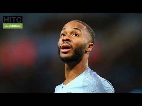 RAHEEM STERLING IS A DISGRACE