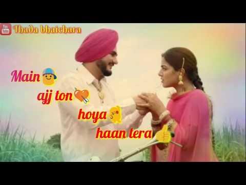Tich Batna Di Jodi Punjabi Song Status|| Kulwinder Billa||#status_adda_2019