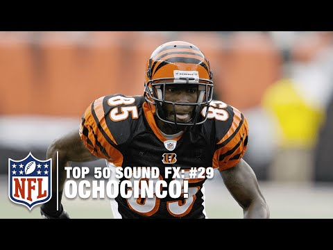 "Top 50 Sound FX | #29: Chad ""Ochocinco"" Johnson 