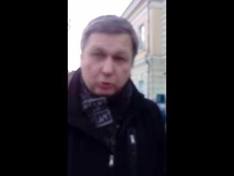 Депутат Марков борется...