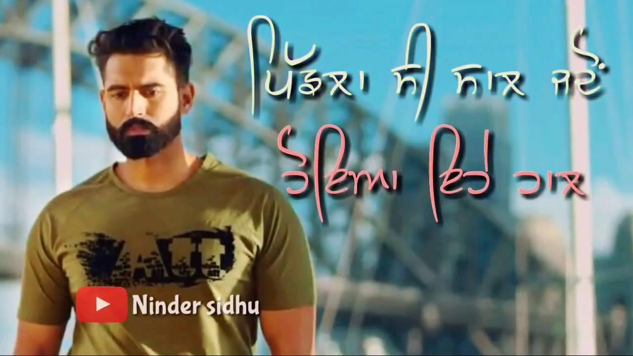 punjabi status whatsapp sad video download