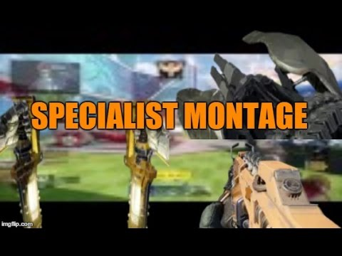Spectre Specialist Montage By: Vvltvre