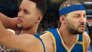 What If Steph Curry Was Replaced By A 0 Overall Point Guard? NBA 2K17 Challenge
