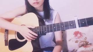 Mân Côi (Linh Cáo) ~ guitar cover ~ Kim Kiu Bii