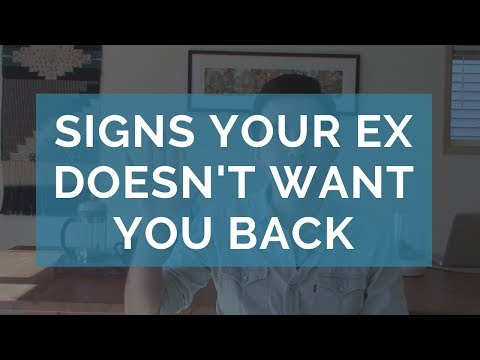 5 signs that your ex doesn't want you back - clay andrews