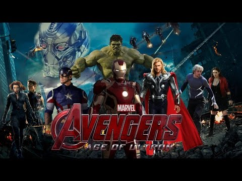 Download AVENGERS AGE OF ULTRON Full Movie Game HD