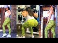 How to GAIN WEIGHT in your HIPS THIGHS and BUTT fast! Get BIGGER THICK LEGS Workout for Women!
