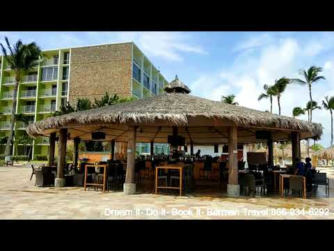 Holiday Inn Aruba Berman Travel Video