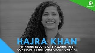 Pakistani Footballer: Hajra Khan - Captain of Pakistan Women's National Football Team