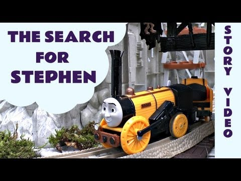 King Of The Railway Thomas The Tank Engine The Search For Stephen Remake Story Episode Kids Toy