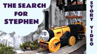 King Of The Railway Thomas & Friends The Search For Stephen Remake Story Episode Kids Toy