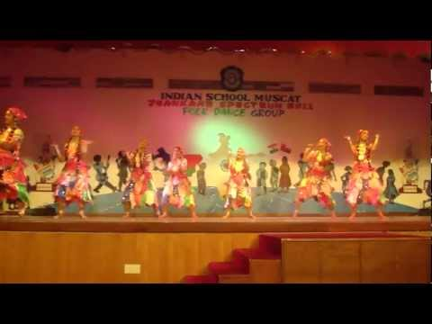 Lambadi folk dance