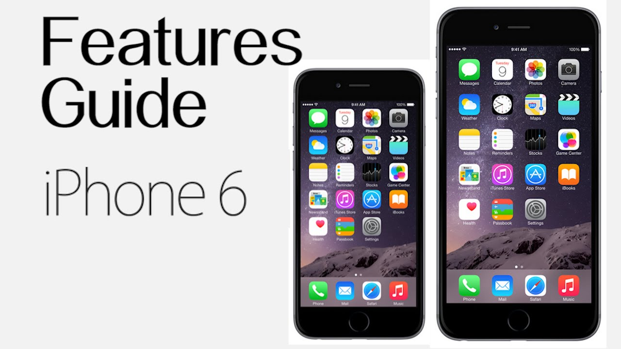 iPhone 6s Plus Specifications- Infographic | SAGMart |Iphone 6 Features Video Download