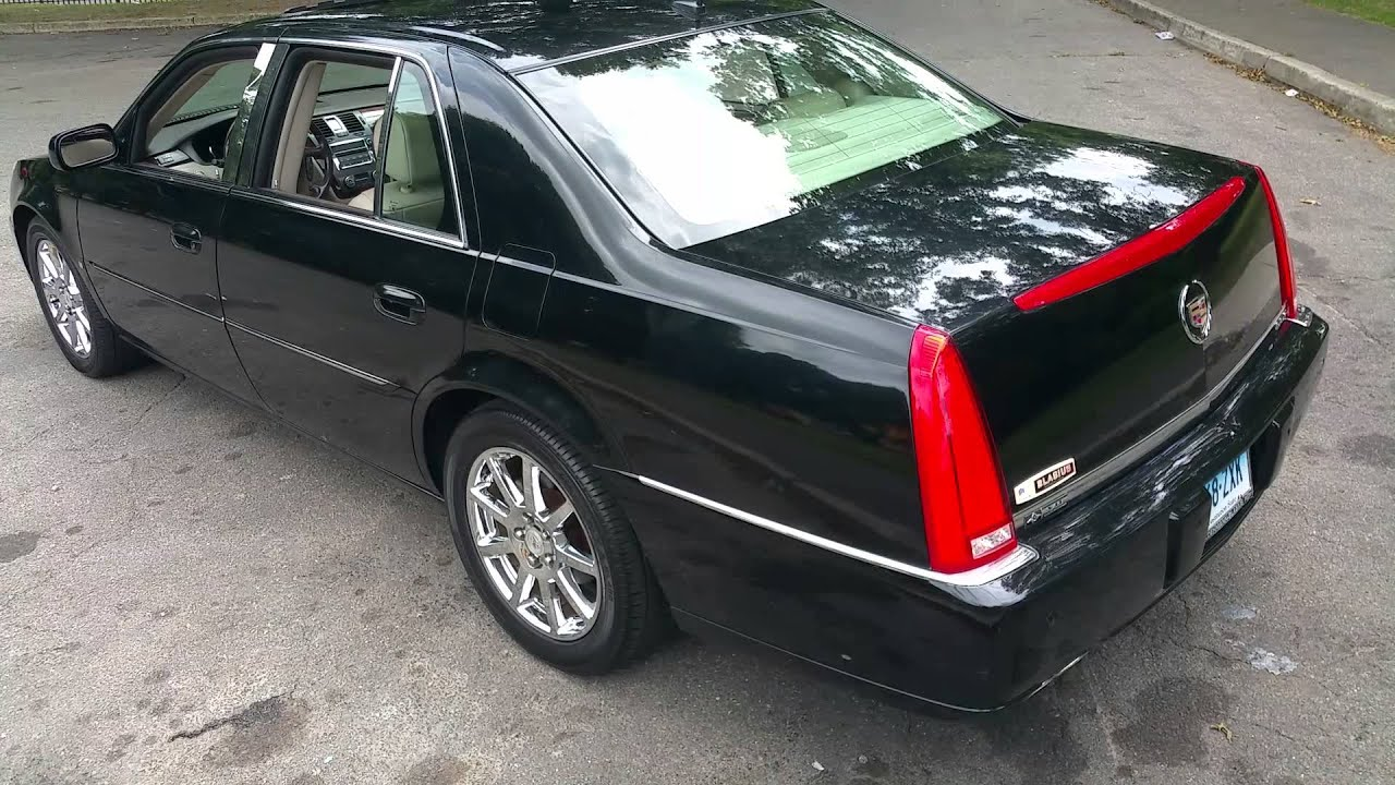 coach car stock cadillac limo for door limousine sale dts federal