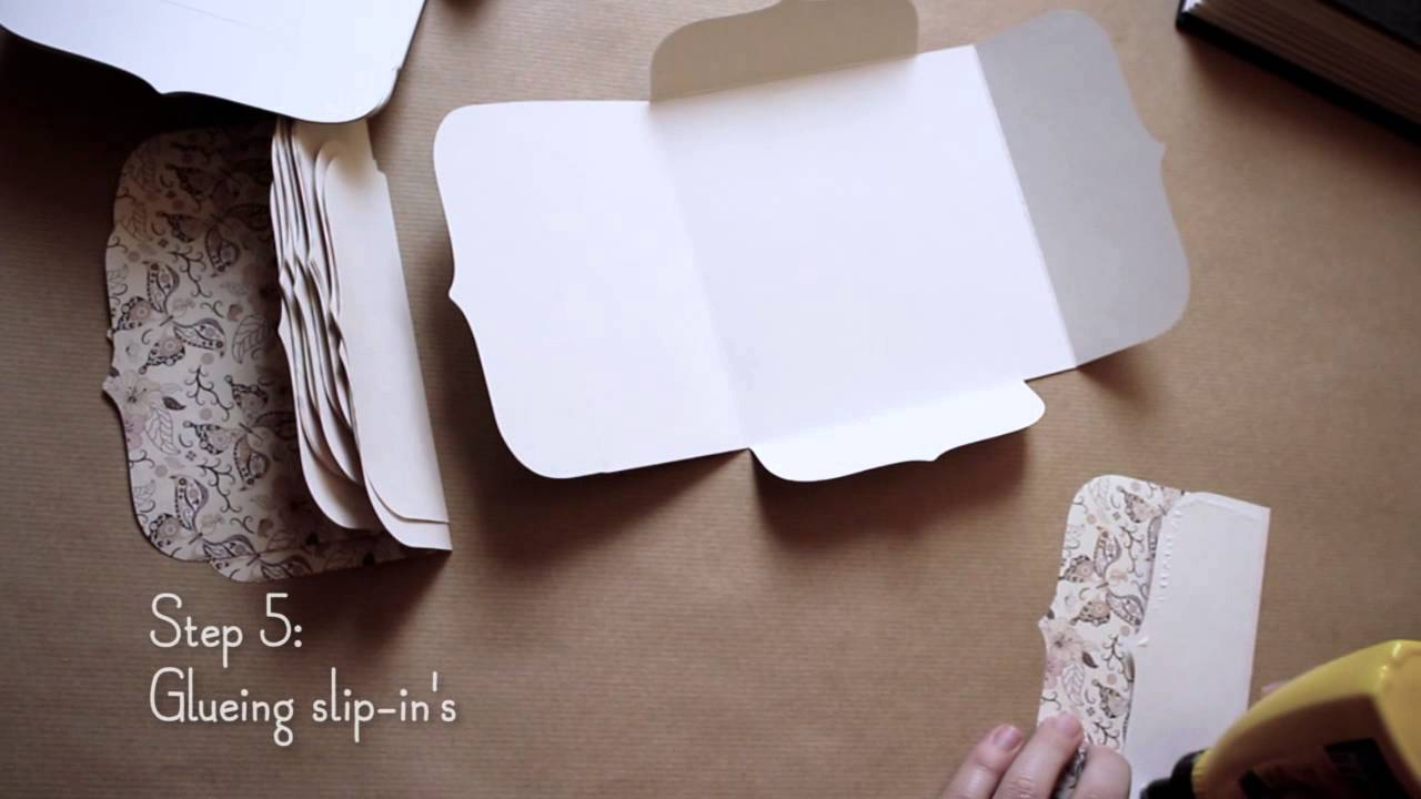 Making of Your Wedding Invitation Cards at Pimpernel YouTube – Making Invitation Cards