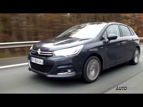 Essai Nouvelle Citroën C4