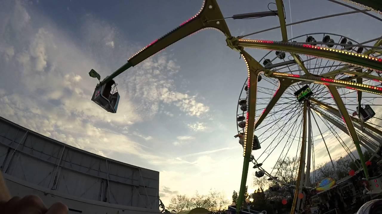 Swing up senn onride bellerive luna park lausanne 2016 for Puerta 7 luna park