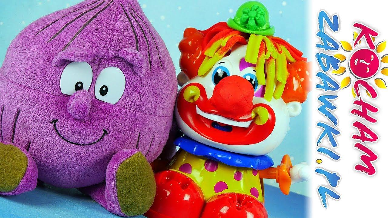 Gang Świeżaków 2 • Zabawa z ciastoliną • Play Doh Klaun • Bajki i kreatywne zabawki