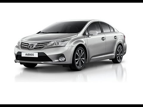 toyota avensis 1.6 valvematic elegant extra sedan incelemesi - youtube