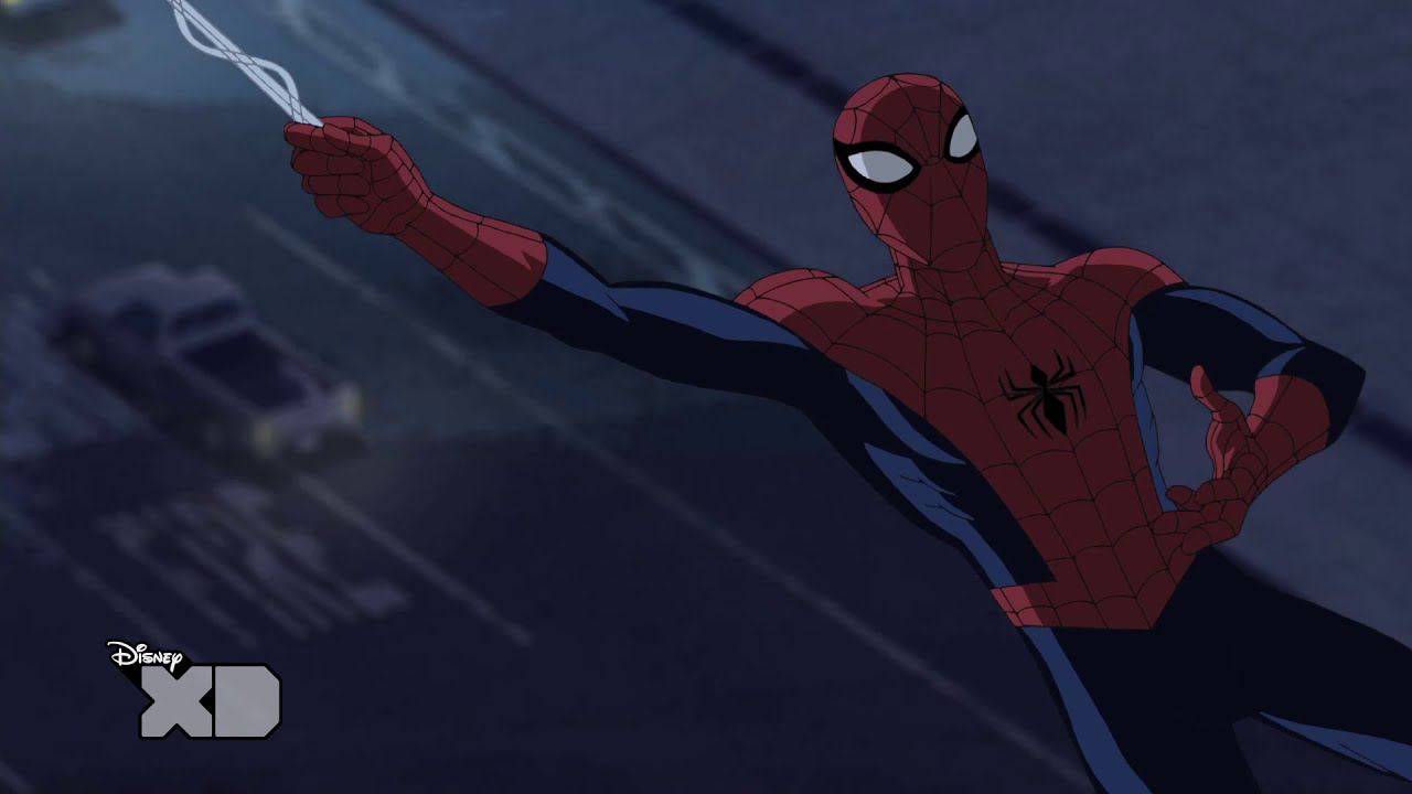 Ultimate Spider-Man - Electro - YouTube