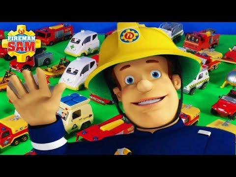 Feuerwehrmann / Fireman Sam's Lunchbox Surprise Toys #Unboxing with Spongebob & Peppa Pig