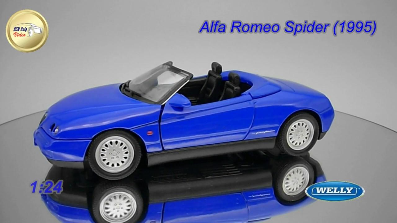 alfa romeo spider (1995) - youtube