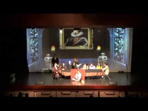 Bede House Interhouse Drama Competition 2017