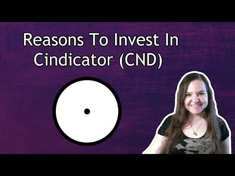 11 Reasons Why You Should Invest In Cindicator (CND)