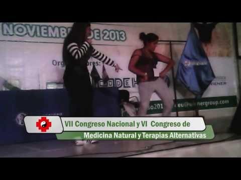 Sara Sara Terapias bioenergeticas en Congreso Universidad Wiener 2013