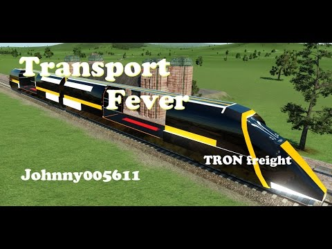 Transport Fever - TRON freight multiple units (Mod)