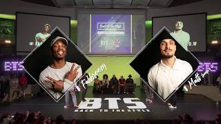 BTS 2019 \\ Hip Hop 1/2 Final • Fabbreezy (Fra) vs Matt Temp o w (Fra)
