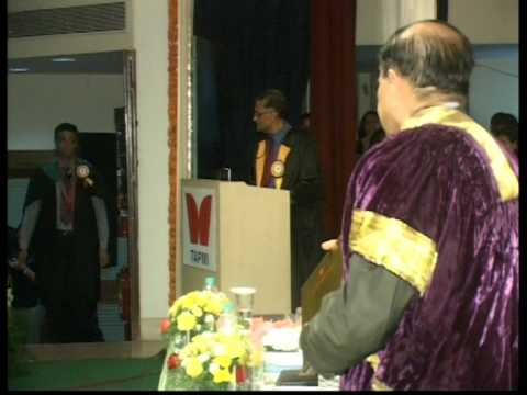 TAPMI 26th Convocation:Part6#9