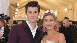 Shawn Mendes & Hailey Baldwin CONFIRM Relationship at 2018 Met Gala?