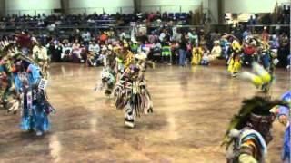 (18-34) Mens Grass Dance 2 BEST 2010 Durant Powwow